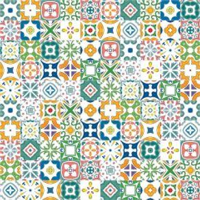 Azulejo Adesivo Patchwork AZ19007-c20