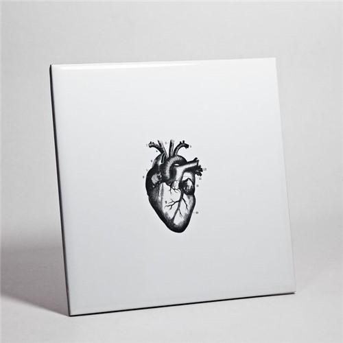 Azulejo Decorativo - Coração