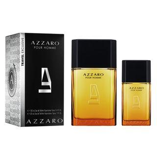 Azzaro Pour Homme Kit - Eau de Toilette 100ml + Eau de Toilette 30ml Kit
