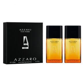 Azzaro Pour Homme Kit - Eau de Toilette + Eau de Toilette Kit