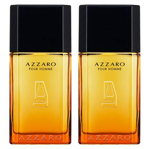Azzaro Pour Homme Kit - Eau de Toilette + Eau de Toilette