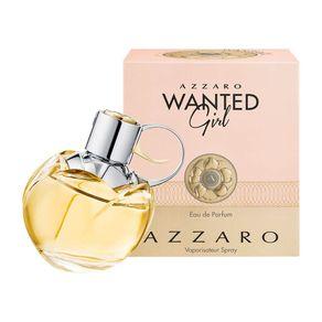Azzaro Wanted Girl Eau de Parfum Feminino 50 Ml