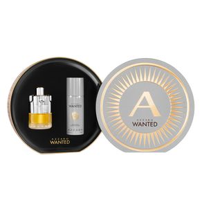 Azzaro Wanted Kit - Eau de Toilette + Desodorante Kit