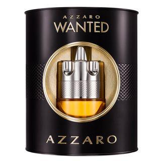 Azzaro Wanted Kit - Eau de Toilette + Hidratante Facial Kit