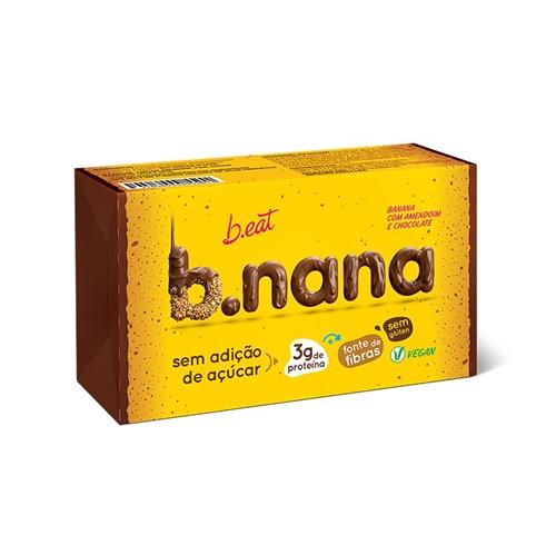 B.nana Pack 3 Unidades 35g - B-Eat