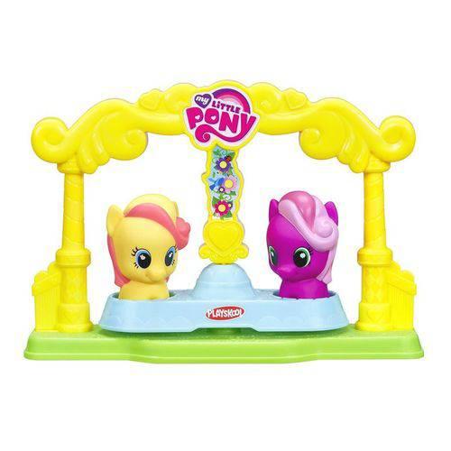 B4626 My Little Pony Playskool Gira Gira Bumble e Cheerilee