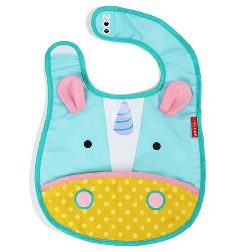 Babador Infantil Unicornio Zoo Skip Hop