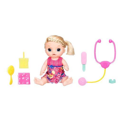 Baby Alive Doces Lágrimas Loira - Hasbro