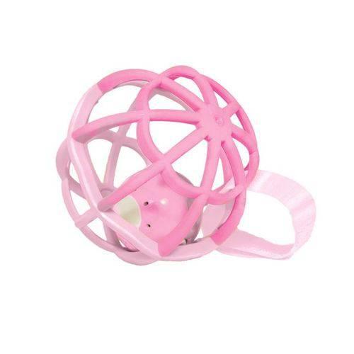 Baby Ball com Luz e Som Rosa - Buba
