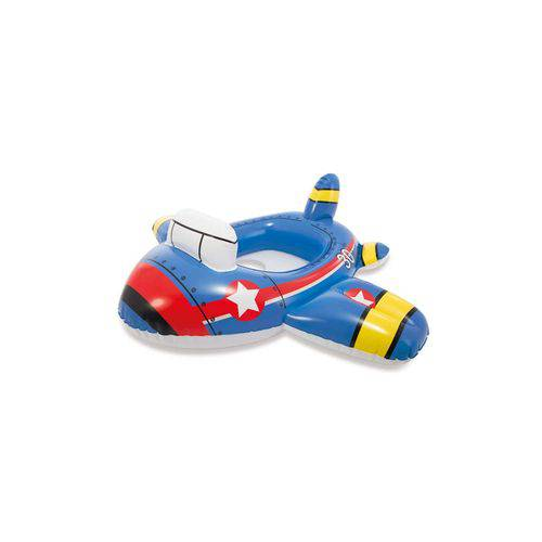 Baby Bote Kiddie Avião - INTEX