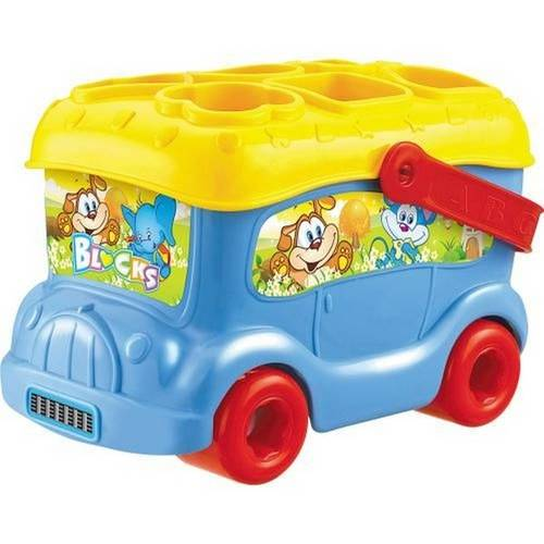 Baby Bus - Dican