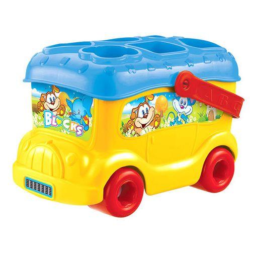 Baby Bus - Hora de Brincar - Dican
