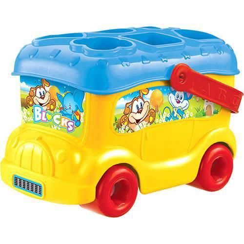 Baby Bus Hora de Brincar - Dican