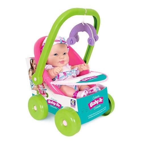 Baby Junior Carrinho de Bebê - Cotiplás