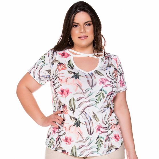 Baby Look no Limitations Plus Size Baby Look no Limitations Plus Size M