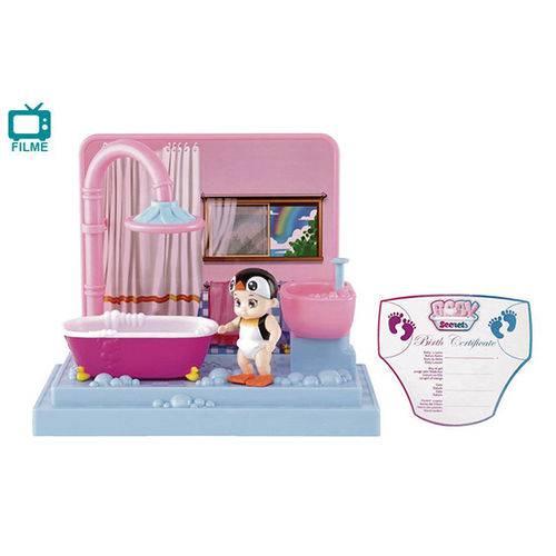 Baby Secret Bath Time Banheiro Candide 2401