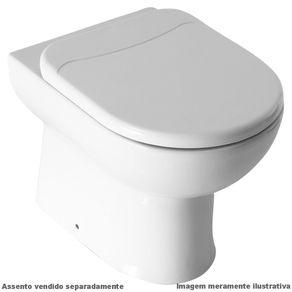 Bacia Convencional Smart Branco Celite
