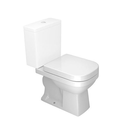Bacia Sanitária para Caixa Acoplada Quadra Branca P210 - Deca - Deca