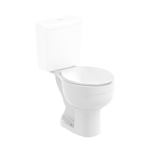 Bacia Sanitária para Caixa Acoplada Sem Abertura Acesso Plus Branca - Celite - Celite