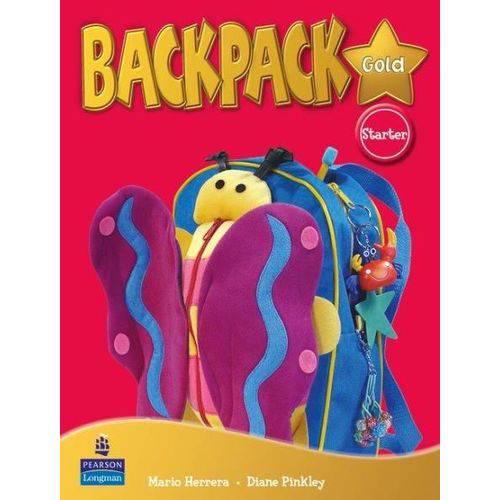 Backpack Gold - Student's Book - Starter