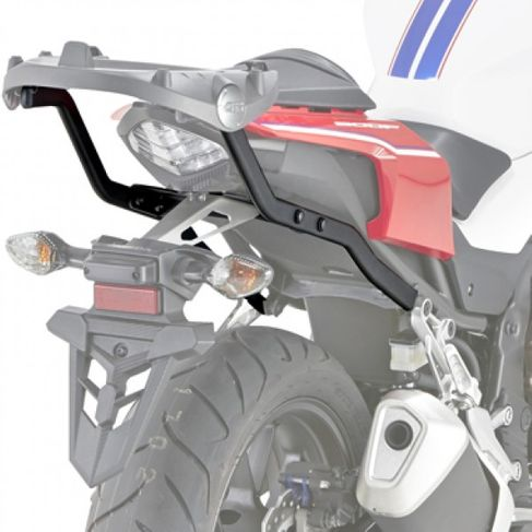 Bagageiro CB 500F 2016-17 ( Givi ) 1152FZ ESP. Monorack Preto