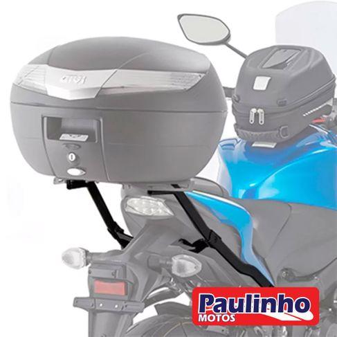 Bagageiro GSX S1000F/GSX S1000 15-16 3110FZ RACK Givi Preto