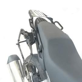 Bagageiro Traseiro e Suporte Malas Laterias Givi Cb 500 X