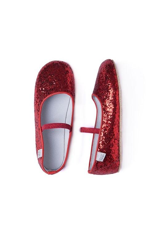 Bailarina X 16 - Vermelho