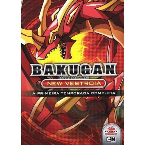 Bakugan New Vestroia - 1ª Temporada Completa