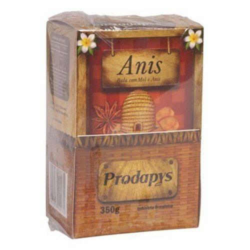 Bala Anis/mel Caixa C/ 100un 350g Prodapys