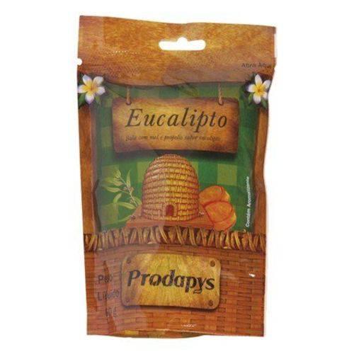 Bala Mel/pr[opolis/eucalipto 10 Pacotes 60g Prodapys