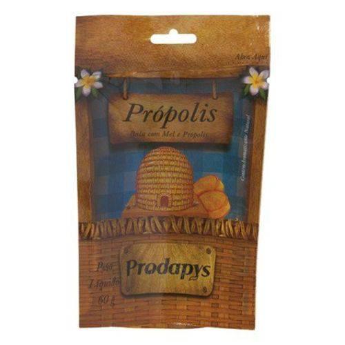 Bala Mel/própolis 10 Pacotes C/ 60g Prodapys