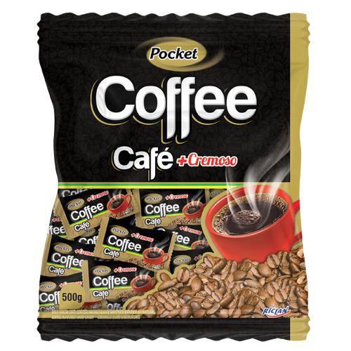 Bala Pocket Coffee 500g - Freegells