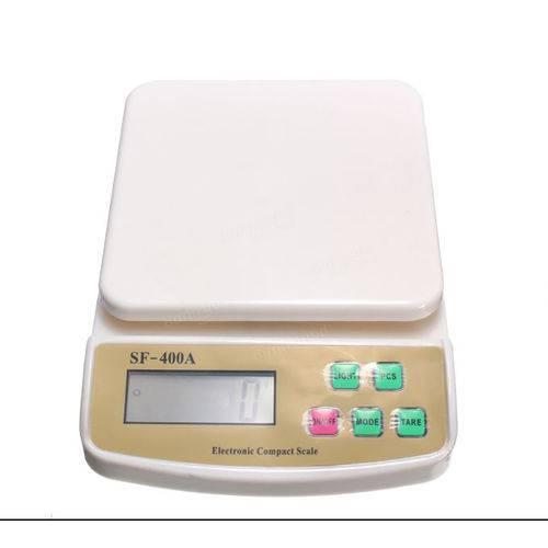Balança 10kg Eletrônica Digital Alta Precisão - YDTECH