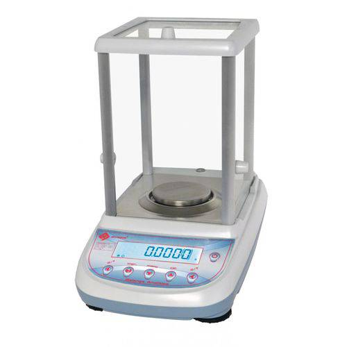 Balança Analítica Eletrônica Digital 210g - Quimis - Cód: Q500b210c