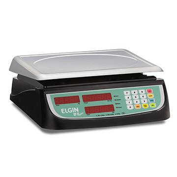 Balança Computadora Elgin DP15 Plus 15KG/5G Bivolt | InfoParts