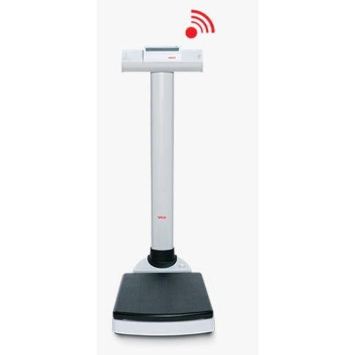 Balança de Coluna Digital com Capacidade Até 300 Kg - Seca - Cód: Seca 704