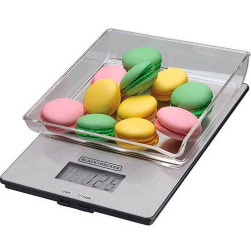 Balança de Cozinha Bcinoxt Digital 5kg - Black Decker
