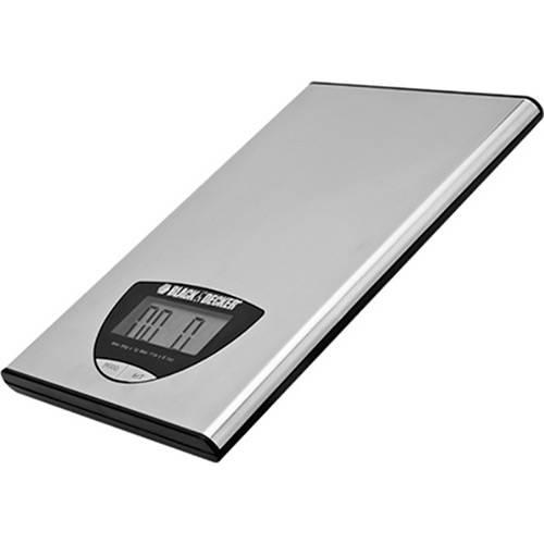 Balança de Cozinha Inox 5kg - Black & Decker
