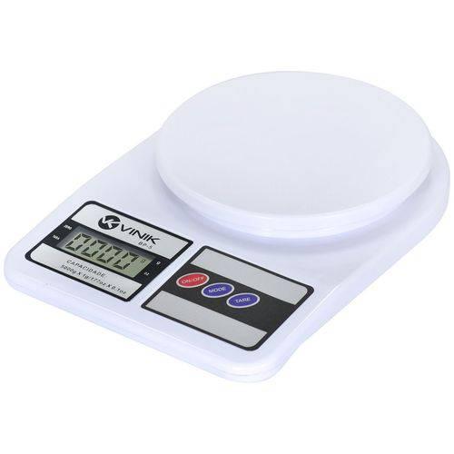 Balança de Precisão de Cozinha Até 5 Kgs
