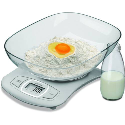 Balança Digital com Recipiente para Cozinha 5kg