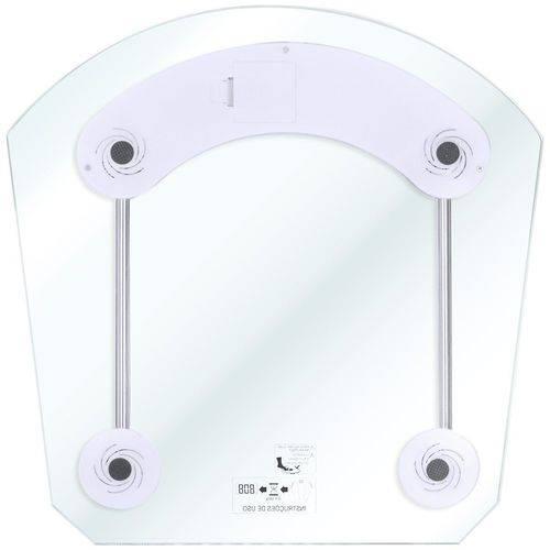 Balança Digital de Vidro Até 180kgs - Bd-180 Vinik