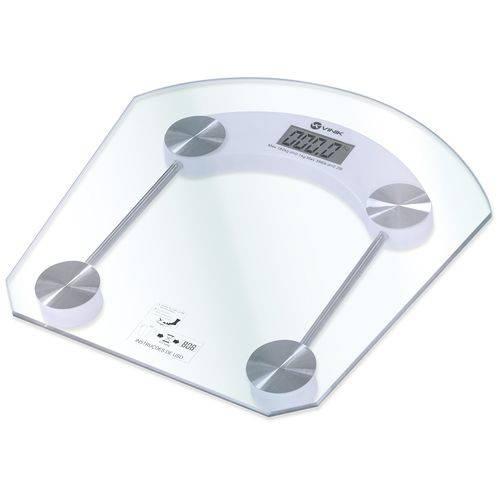 Balança Digital de Vidro Até 180kgs - Bd-180