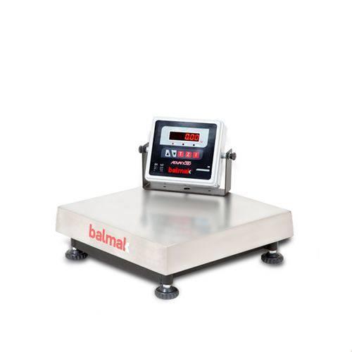 Balança Digital Plataforma 300 Kg - Balmak