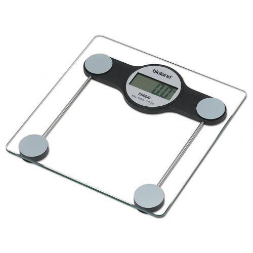 Balança Digital Slim Vidro Temperado 150Kg - BIOLAND