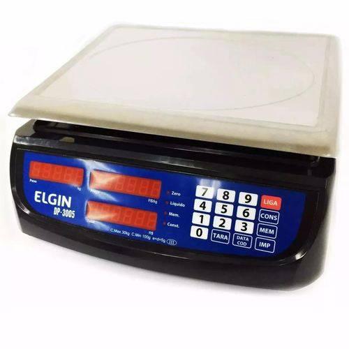 Balança Eletonica Digital 30kg com Bateria
