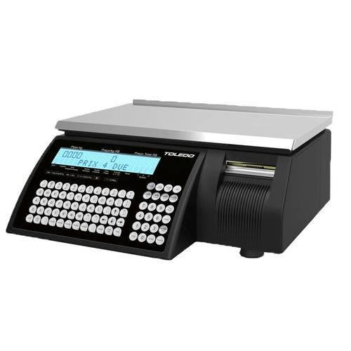 Balança Eletrônica 30 Kg Toledo P4 Due com Impressora