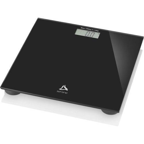 Balanca Eletronica Digi-health LCD Ate 180k Preta Radex Unid