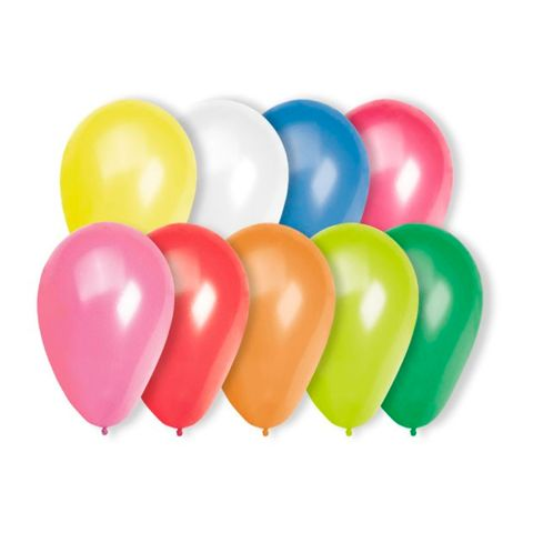 Balão 65 GranFesta Sortido C/50 - Pic Pic