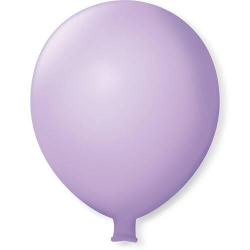 Balão Big Super São Roque Lilás 1 Unid